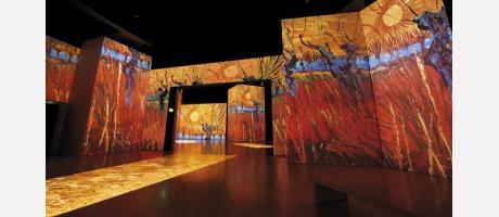 Otra parte de Van Gogh Alive