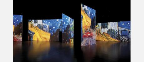 Exposición multisensorial única en el mundo
