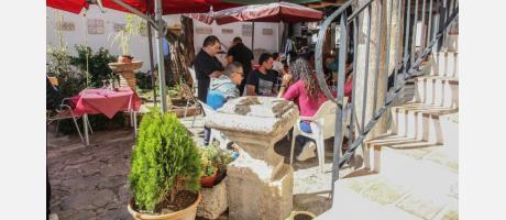 Restaurante en Morella