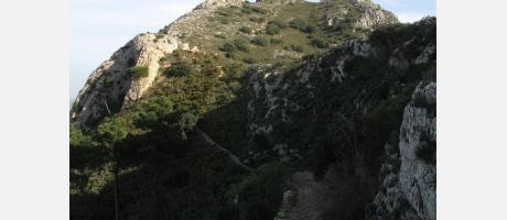 El pico del Benicadell