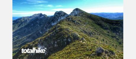 Montañas de la Comunitat