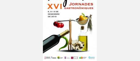 XVI Jornades Gastronòmiques