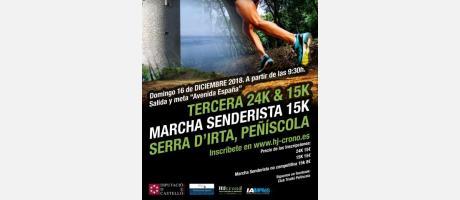 24k 15k Marcha Senderista Irta Peñiscola