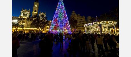 Navidad València 3