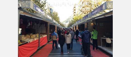 Feria de Navidad Xixona 2