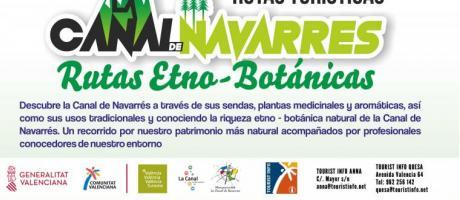 Rutas Etno-botánicas Canal de Navarrés
