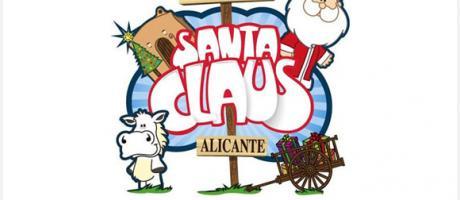 Santa en Alacant