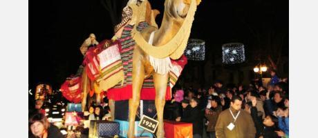 Los Reyes en Valéncia