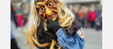 Máscara tradicional