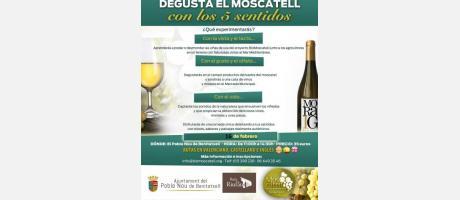 Moscatel con los 5 Sentidos (feb 2019) EPNDB