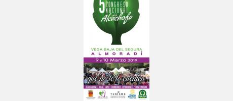 V Congreso Nacional de la Alcachofa Vega Baja en Almoradí