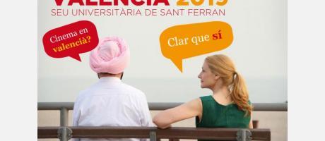 Cinema en valencià en la Sede Ciudad de Alicante 2019