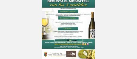 Degusta el Moscatel con los 5 Sentidos (marzo'19) EPNDB