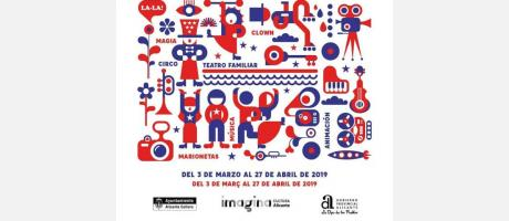 Cultura en familia Alicante 2019