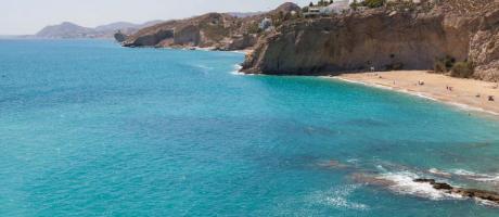Playa Bol nou Villajoyosa