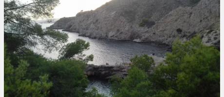 Playa Roca del Conill Villajoyosa