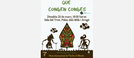 Albaida celebra el Dia Mundial del Titella