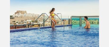 Hotel Don Carlos Spa en peniscola