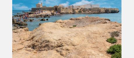 Vuelta a nado Isla Tabarca