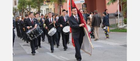 Fiestas de San Vicente 2019 año vizantino
