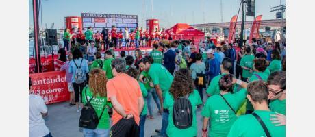 Marcha Ciclista de la CIudad de València 2019