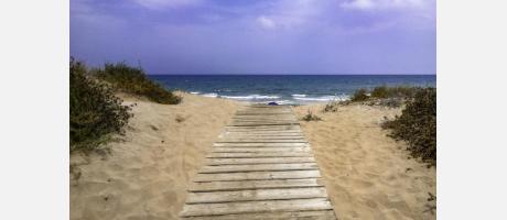 Playas bandera azul en la Comunitat Valenciana