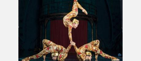 kooza cirque soleil de valencia 1