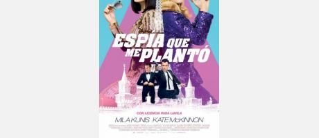 Cine en la Calle: El espía que me plantó