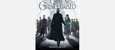 Cine en la Calle: Animales fantásticos: los crímenes de Grindelwald