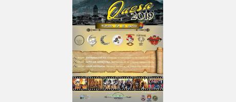 Fiestas Moros y Cristianos en Quesa