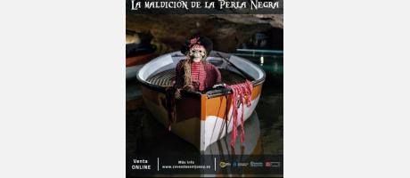 Halloween en les Coves de Sant Josep