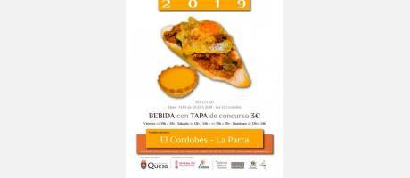 7º Concurso de Tapas de Quesa