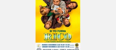 CINE: SI YO FUERA RICO