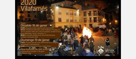 Festes de Sant Antoni 2020.