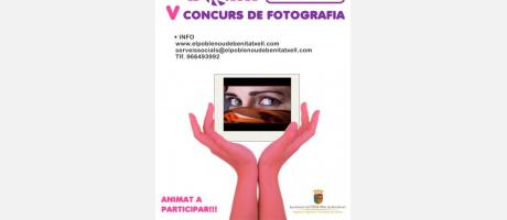 V Concurso de fotografía: Foto Dona EPNDB