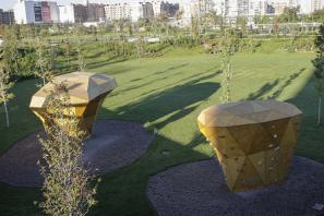 Descubriendo el nuevo Parque Central de València