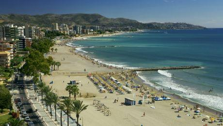 Playas de Benicàssim - Castellón Mediterraneo