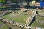 Img 1: Restos arqueológicos Portus Illicitanus