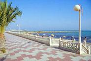 Img 1: Strand Playa Santiago Bernabeu
