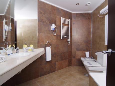 Baño Habitación Sandos Mónaco