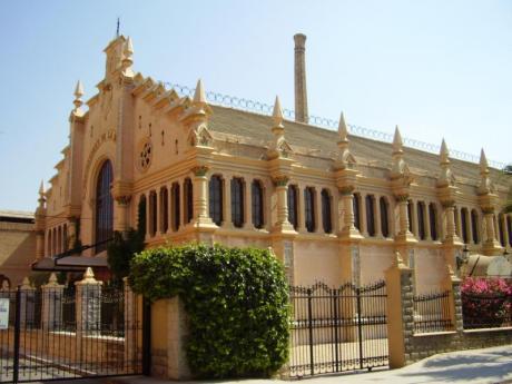 Edificio de la Cotonera
