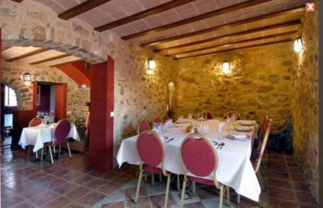 El Barranc de l'Infern, en la Vall d'Ebo. Restaurante