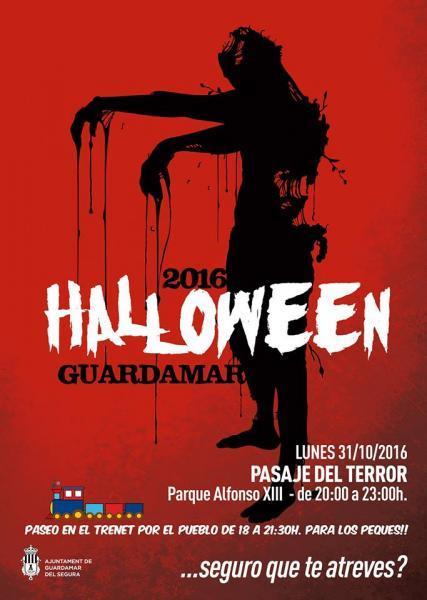 Noche del terror en Guardamar