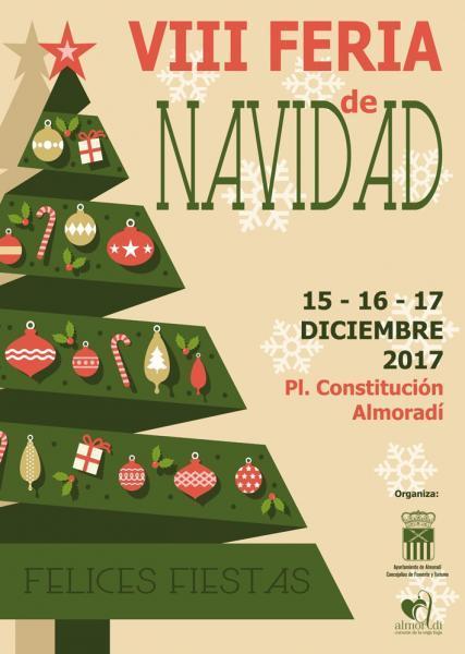 VIII Feria de Navidad en Almoradí
