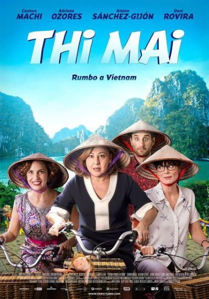 Thi Mai, Rumbo a Vietman