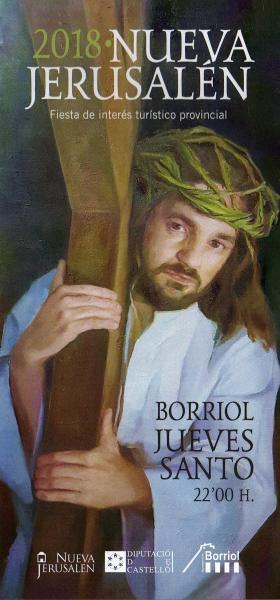 Borriol. Jueves Santo.