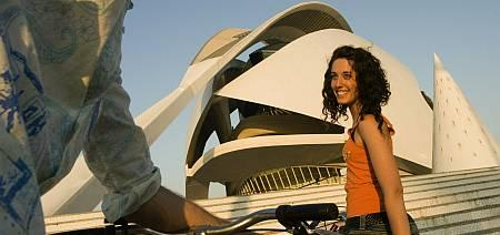 Actualidad en la Comunitat Valenciana. La Ciudad de las Artes y las Ciencias