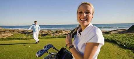 Golf en la Comunitat Valenciana, el Saler