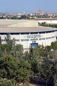 Pavelló Font Sant Lluís