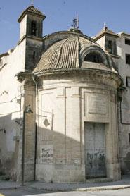 Img 1: Capilla de la Virgen de los Desamparados